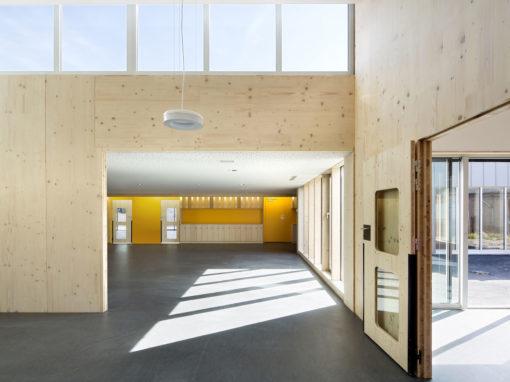 Crèche et restaurant scolaire, Nogent-sur-Oise (60)
