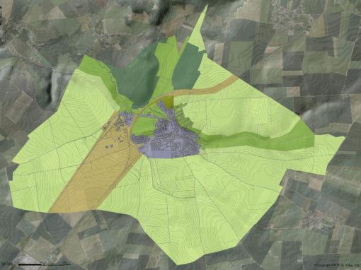 Élaboration d'un PLU, Nanteuil-le-Haudouin (60)