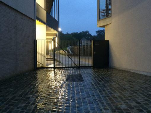 Construction de 31 logements locatifs et d'une médiathèque, Nanteuil-le-Haudouin (60)