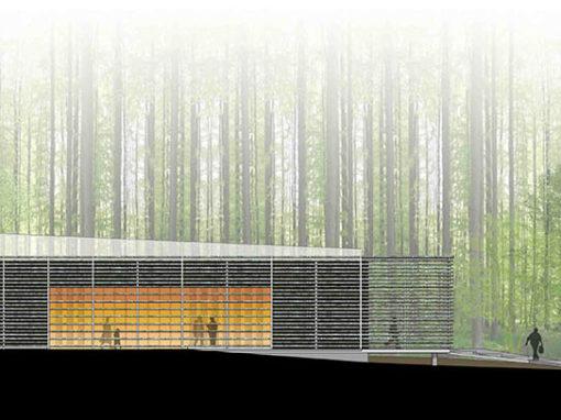 Maison de l'environnement, Marais de Sacy-le-Grand (60)