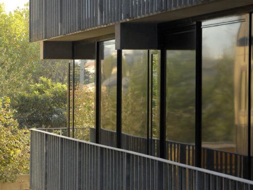 Foyer Sonacotra, Saint-Fons (69)
